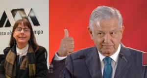 AMLO reitera su confianza en decisiones de directora del Conacyt