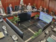 Anuncia acuerdo sobre Guardia Nacional Junta de Coordinación Política