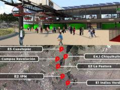 CDMX construirá Cablebús de Indios Verdes a Cuauhtepec en la Gustavo A Madero