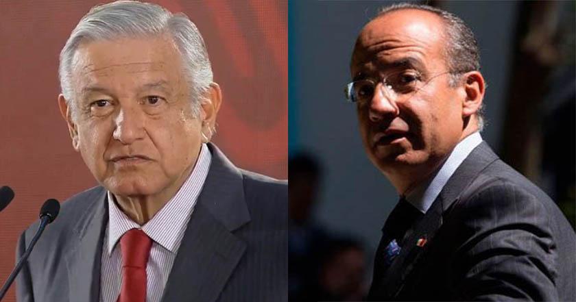 Calderón dañó energía nacional en pro de Iberdrola y luego se fue a trabajar ahí_ AMLO