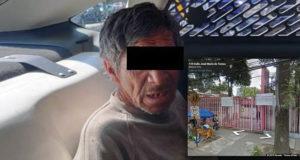 Detienen a sujeto que intentó secuestrar a niño de dos años en la CDMX