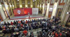 EN VIVO_ AMLO da rueda de prensa sobre víctimas de desaparición