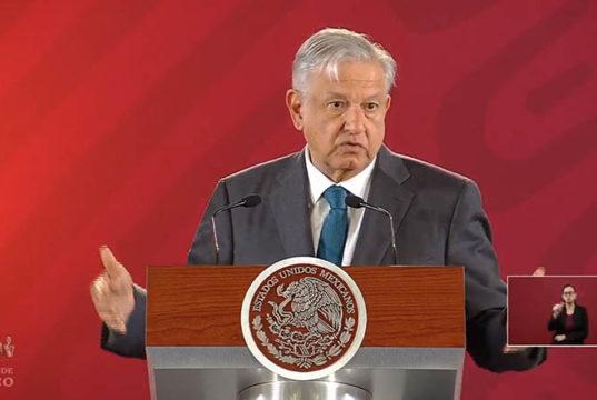 EN VIVO_ AMLO ofrece rueda de prensa en Palacio