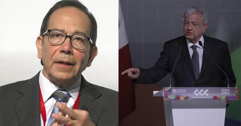 Carlos Salazar rinde protesta como nuevo presidente del CCE