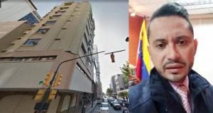 Irrumpen y asaltan con armas consulado de Venezuela en Ecuador