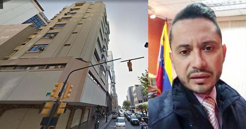Asaltan consulado de Venezuela en Guayaquil