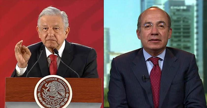 Lo de Calderón en Iberdrola no es ilegal, es inmoral_ AMLO