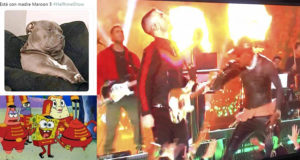 Maroon 5 'no prende' en el medio tiempo del SuperBowl (Memes)