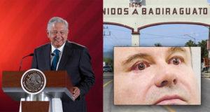 No hay que estigmatizar pueblos_ AMLO sobre Badiraguato y el Chapo