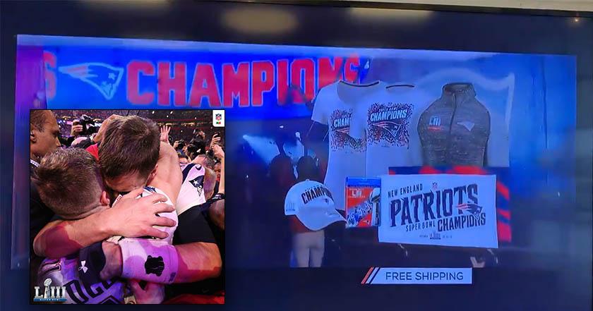 Patriots ganan el Super Bowl, pero estaba arreglado?