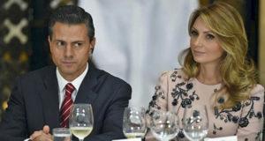 Peña Nieto y Angélica Rivera ni siquiera vivían juntos durante matrimonio