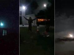 Supuesto meteorito surca el cielos de Venezuela (videos)