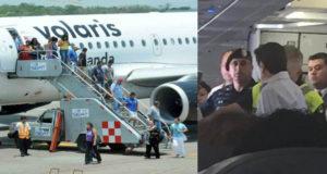 Un detenido por falsa alarma de bomba en CDMX-Mérida de Volaris