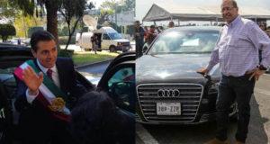 Venden la camioneta de Peña Nieto, 'la bestia mexicana', en casi 2 mdp