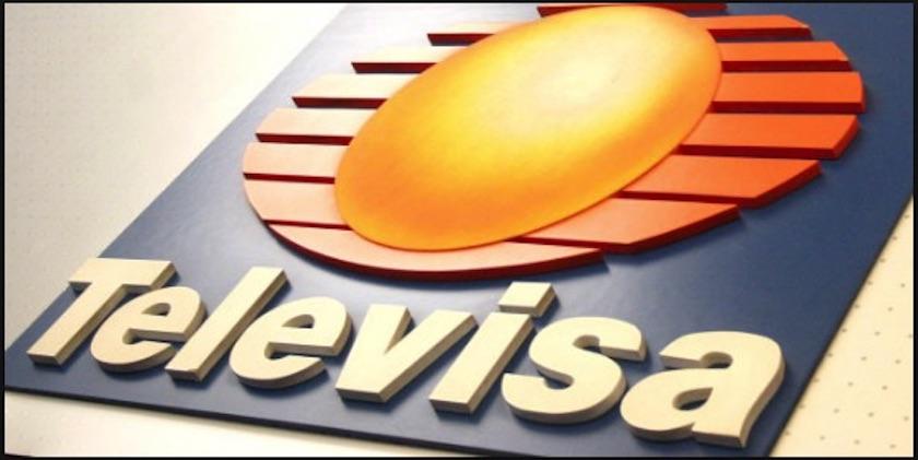 Cae utilidad de Televisa 84%