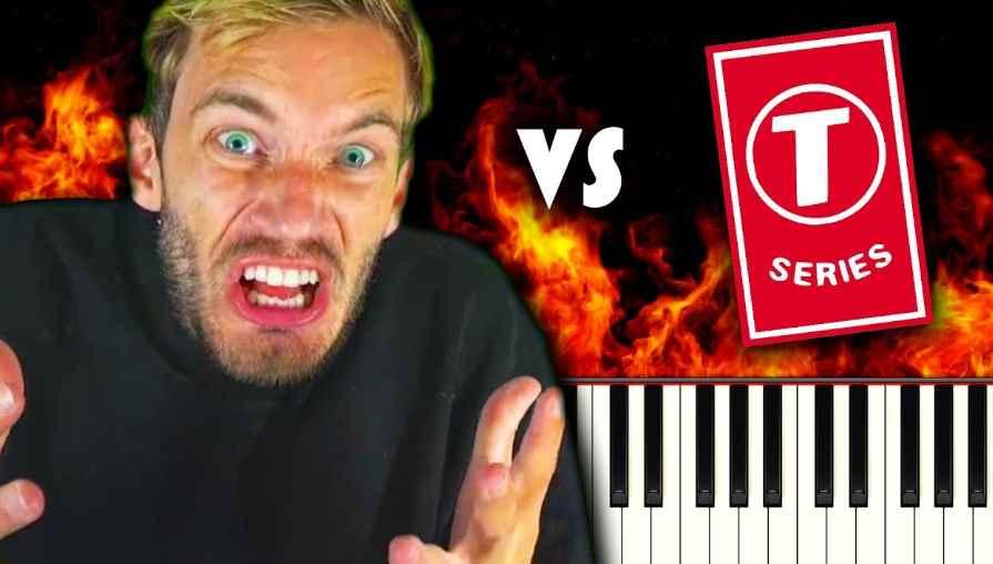 PewDiePie pierde la guerra con T-Series y ya no posee el canal con más seguidores en Youtube
