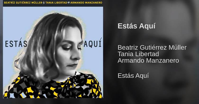 Beatriz Gutiérrez estrena canción a dúo con Tania Libertad