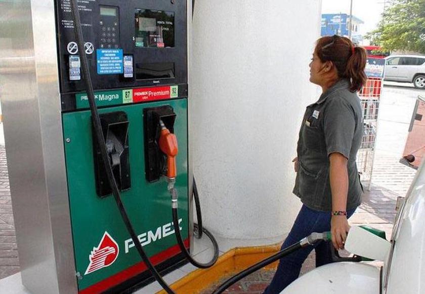 México no aumentará el precio de los combustibles