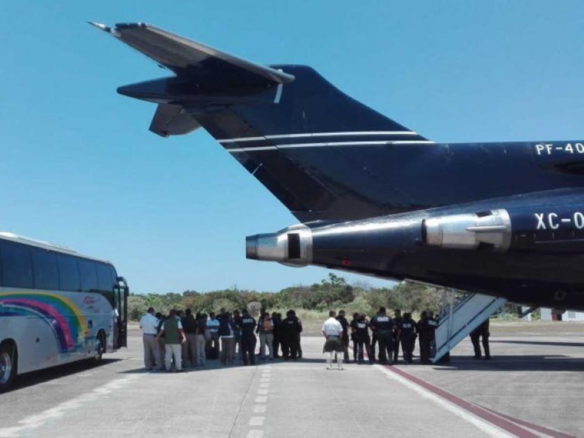 Deporta INM a más de 200 migrantes hondureños