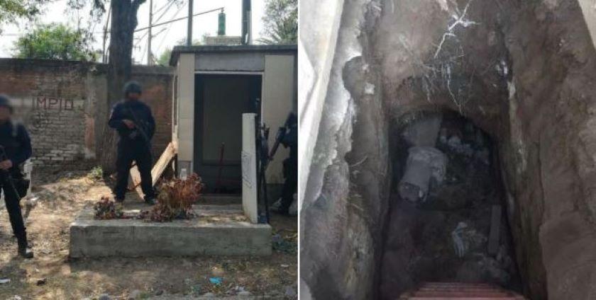 Hallan toma clandestina en Panteón de San Isidro, Azcapotzalco