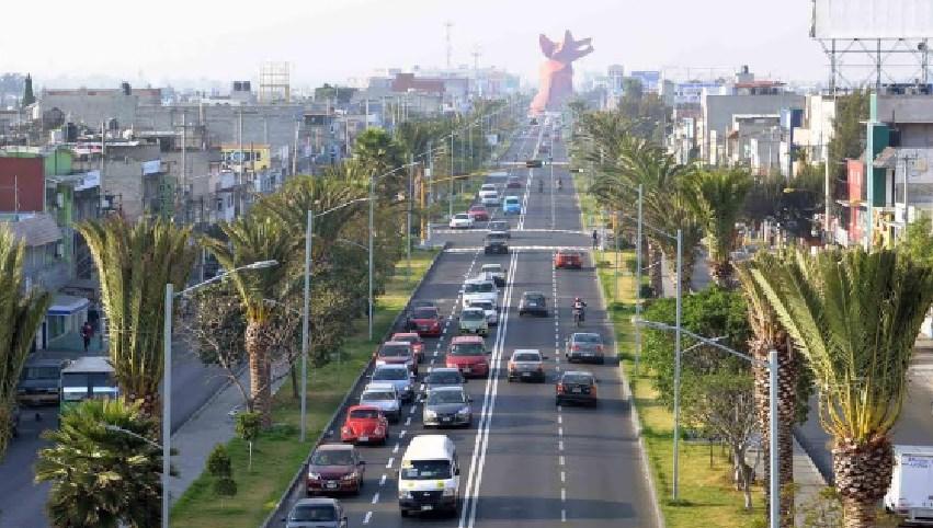 Con 145 puntos persiste polución en el Valle de México
