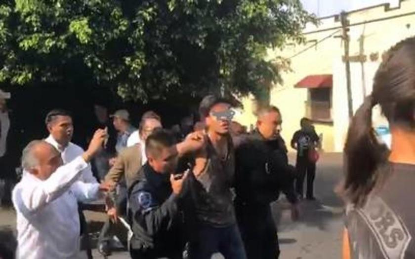 Ataque en centro de Cuernavaca deja un muerto