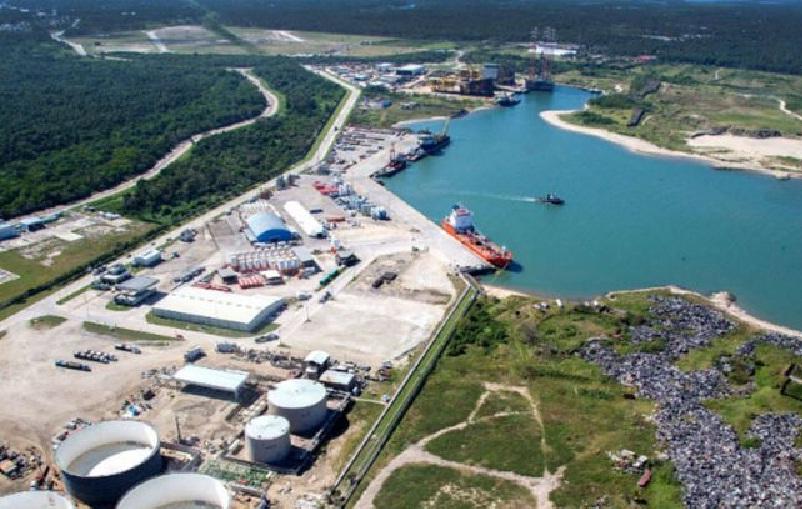 Inician obras de la refinería en Dos Bocas
