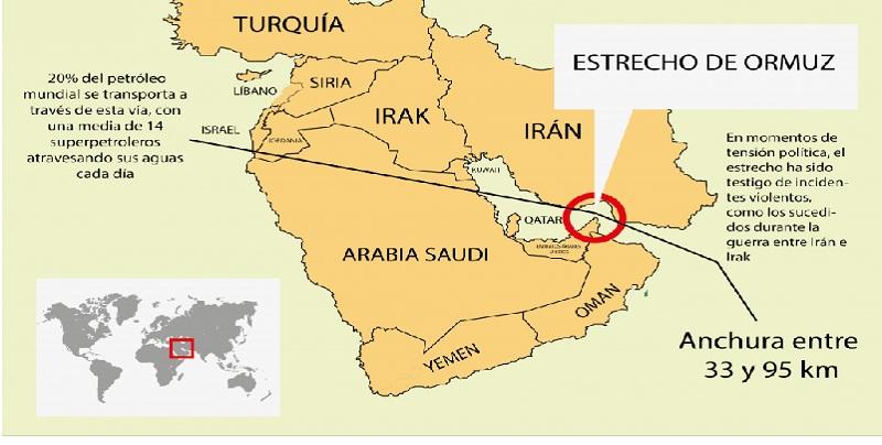 Pompeo: EEUU garantizará navegación en Canal de Omán