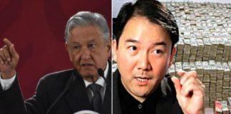 ¿Dónde quedó el dinero de Zhenli Ye Gon?, AMLO lo investigará