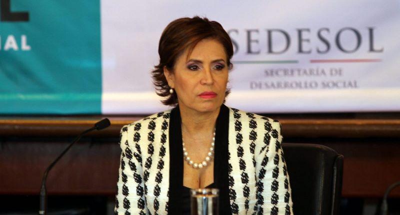 "Rosario Robles comparece hoy por caso ""Estafa maestra"""