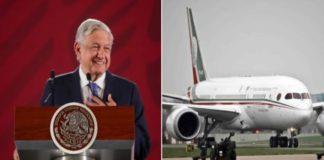 Venta del Avión Presidencial se encuentra en la fase final: AMLO
