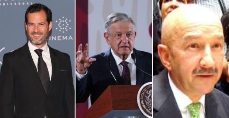 Presidencia no debe hacer juicio sobre caso de hijo de Salinas: AMLO