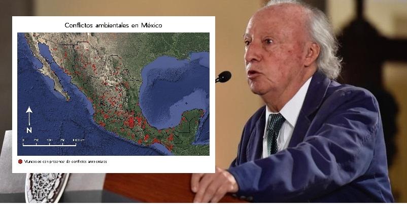 Semarnat, en defensa del medio ambiente mexicano