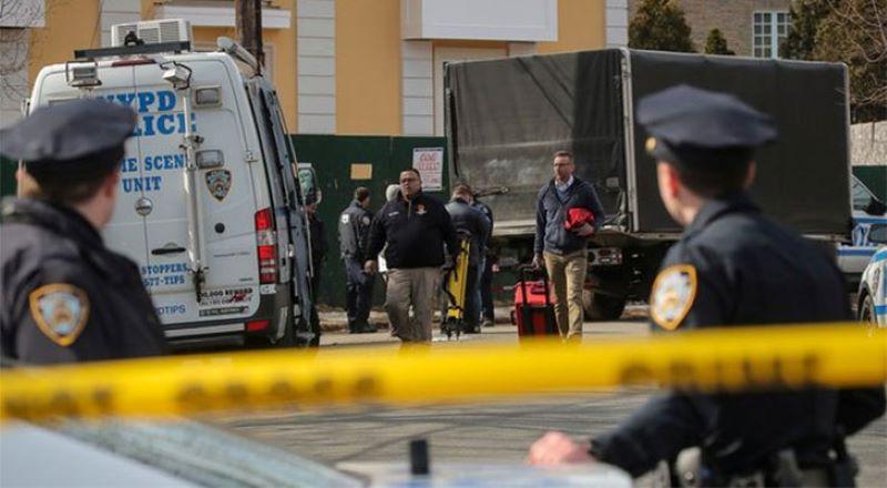 Un muerto y 12 heridos en un tiroteo en Nueva York