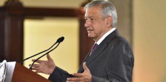 Primer Informe de Gobierno de AMLO a las 11:00 horas
