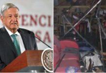 Se investigarán autoridades, AMLO sobre ataque en Coatzacoalcos