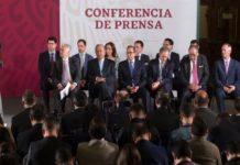 AMLO anuncia ahorro por acuerdo con empresarios de gasoductos