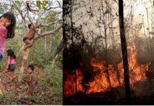 Brasil, incendios