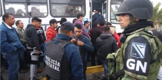 Ocho mexicanos fueron detenidos durante redada en Misisipi