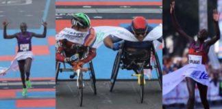 Kenia y Colombia se imponen en el #MaratonCDMX2019