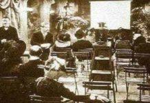 123 años de la primera proyección de cine mudo en México