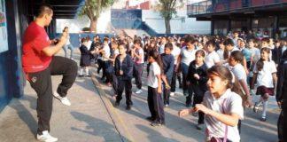 SEP: Activación física en clases para combatir obesidad y mejor atención