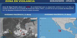SMN pronostica lluvias en 31 estados de la República Mexicana