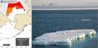 Alaska sin hielo por cambio climático