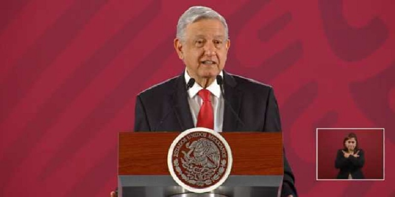 AMLO enviará carta a diputados y senadores de Morena para fijar postura