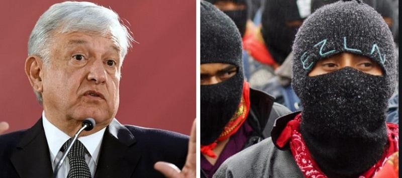 AMLO: bienvenida la creación de nuevas comunidades por el EZL
