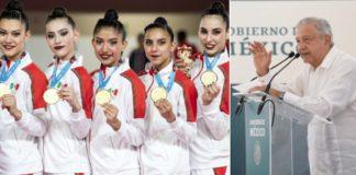 AMLO destina más de 200 millones para deportistas de Lima, 2019