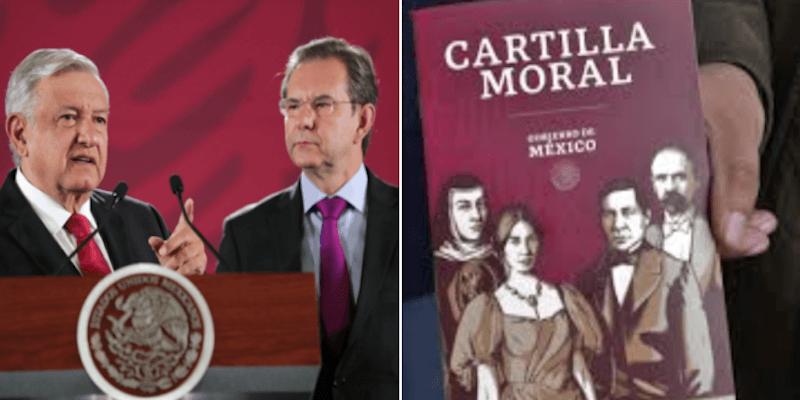 La Cartilla Moral ya forma parte del civismo en escuelas