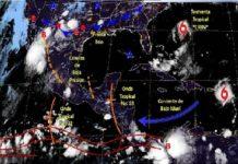 Continuarán las lluvias intensas en Sonora y Chihuahua, SMN