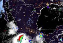 Lluvias torrenciales en sur-sureste, intenso calor al norte
